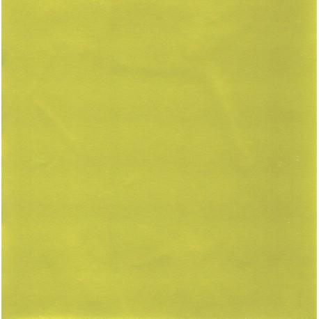 260 mm/  9 sh - Gold Metallic Foil Paper