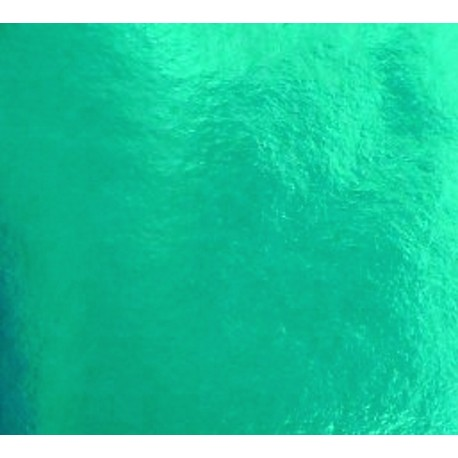 260 mm/  10 sh - Turquoise Metallic Foil Paper