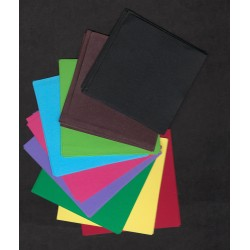 060 mm/  53 sh - Kraft Paper Double Sided Mixed Colors