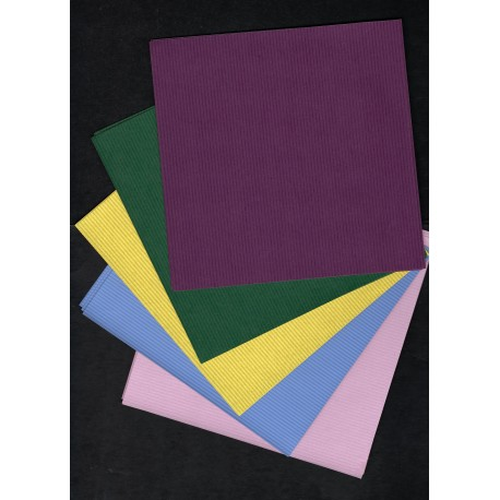 Kraft Paper - Five Colors - 150 mm - 30 sheets