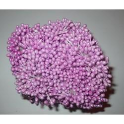 Artificial Flower Stamens Bulk - Light Purple - 2021