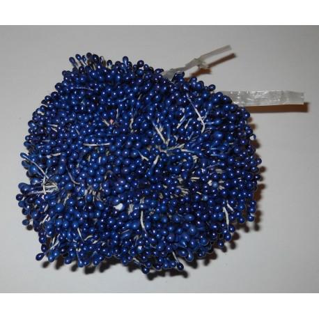 Artificial Flower Stamens Bulk - Dark Blue - 2021