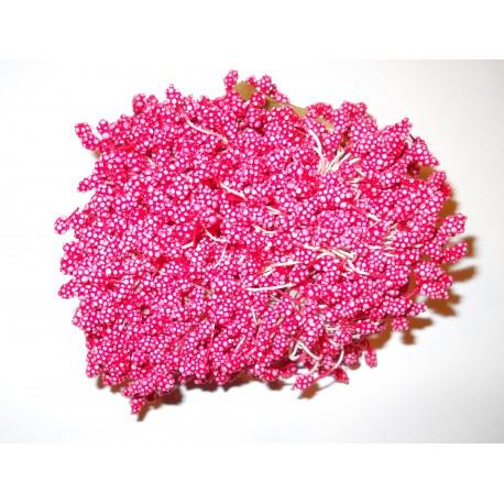 Artificial Flower Stamens Bulk - Fuchsia - 2024