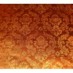 300 mm/  5 sh - Orange Design Foil Paper