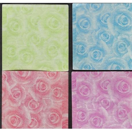 030 mm/  196 sh - Mini Rose Paper