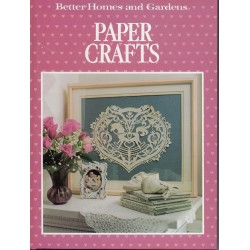 Better Homes and Gardens Paper Crafts