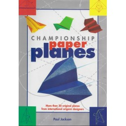 Championship Paper Airplanes