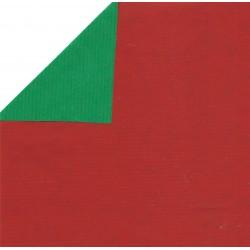 300 mm_   8 sh - Kraft Paper Red and Green - JR-XB999