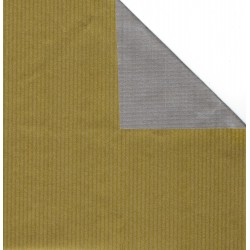 Kraft Paper Double Sided Gold and Silver - JR-B995 - 150 mm - 28 Sheets
