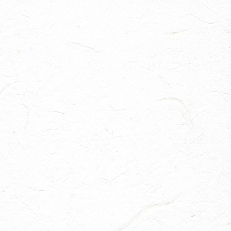 White Unryu Mulberry Kozo Paper With White Strands