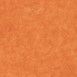 Mulberry Unryu Paper - Burnt Orange