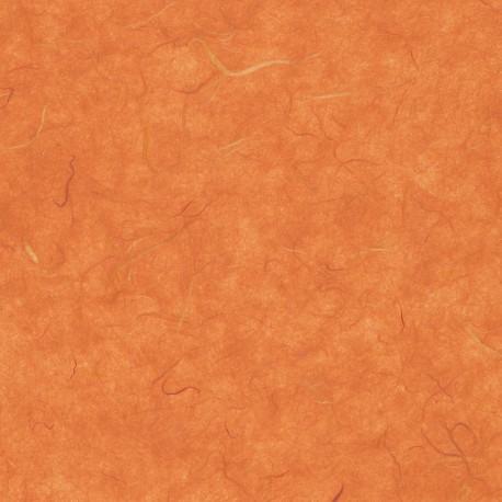 Mulberry Paper - Burnt Orange