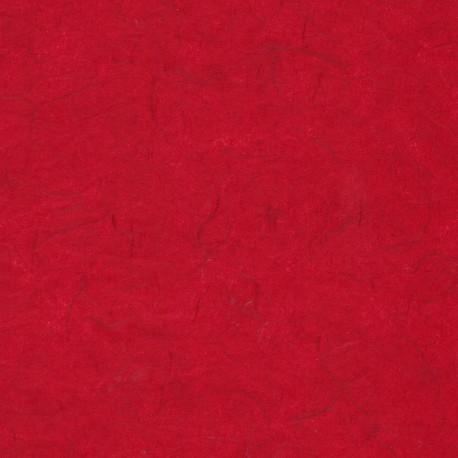 Mulberry Paper - Dark Red