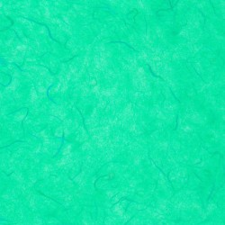 Mulberry Unryu Paper - Bright Turquoise