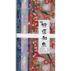361mm - 9 sh - Mixed   Print Washi Paper