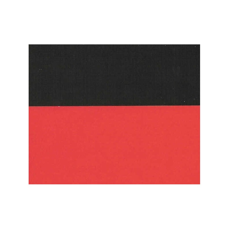 origami paper double sided red and black 150 mm 25 sheets