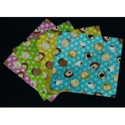 075 mm_   12 sh - Peanuts Origami Foil Paper