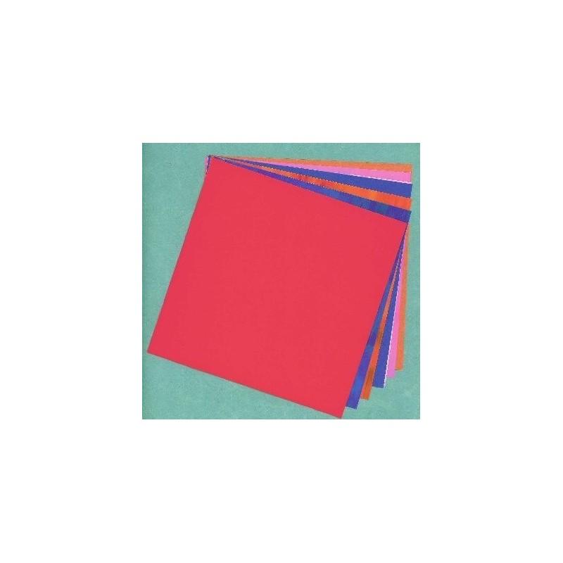 Pearl White Origami Paper
