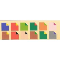 Origami Paper Double Sided - 176 mm - 35 sheets