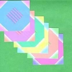 055 mm_ 120 sh - Turtle Folding Paper