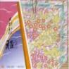 120 mm_  18 sh - Pastel Pattern Washi Paper