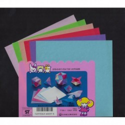 150 mm_  18 sh - Pearlized Origami Paper