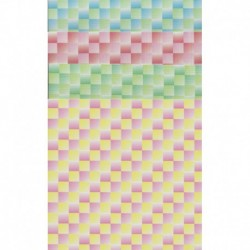 Origami Paper Small Checker Pattern - 150 mm-  28 sheets