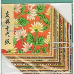 060 mm_   40 sh - Mixed Washi Paper