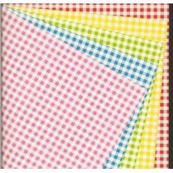 Origami Paper Checker Print - 150 mm -  35 sheets