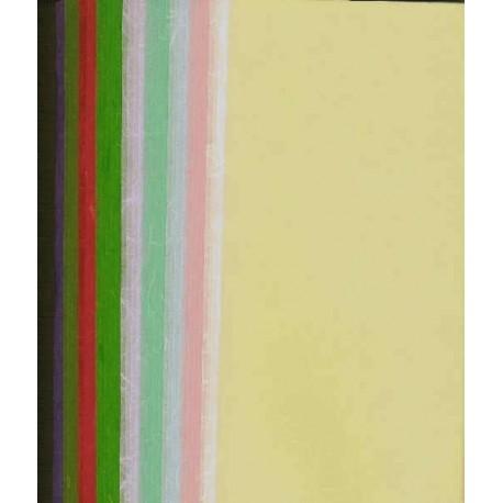 182 mm_  40 sh - Japanese Unryu Washi Paper